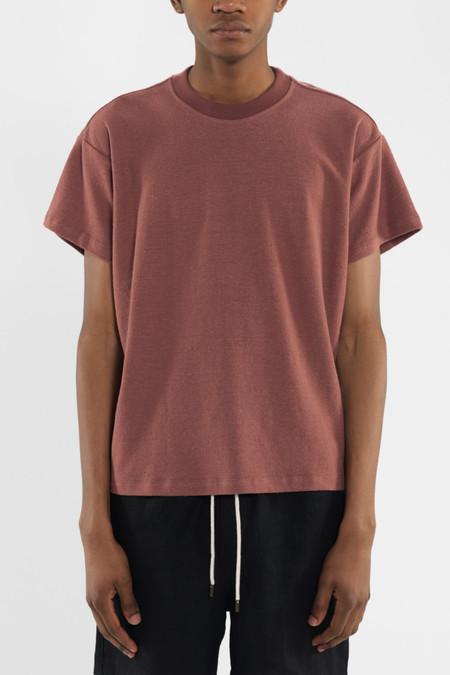 Fanmail Boxy T-Shirt Pink