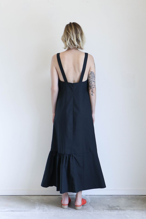 Creatures of Comfort Statlin Dress in Black