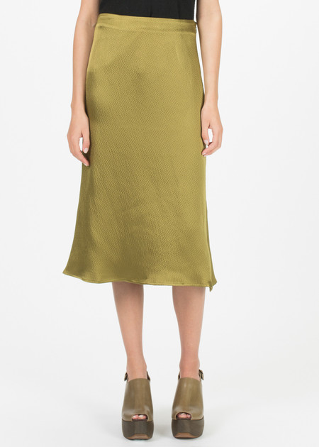 Simon Miller Mayer Silk Skirt