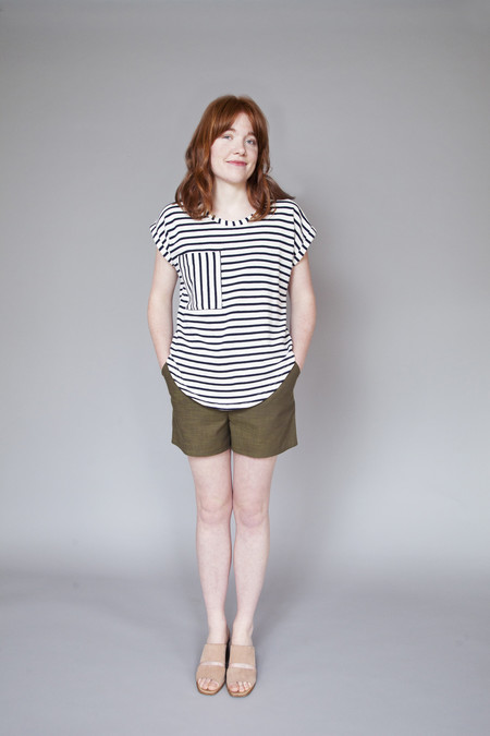 Eve Gravel Lewitt Top