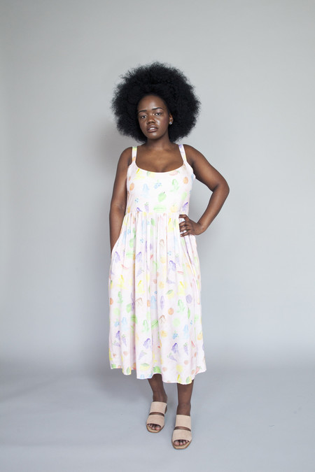 Samantha  Pleet - Myth Dress