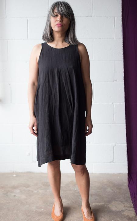 Amanda Moss Le Marais Dress (Black)