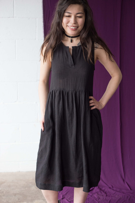 Amanda Moss Mayfair Dress (Black)