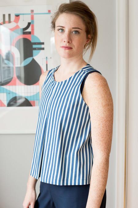 Amanda Moss Piper Top