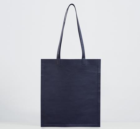 Tsatsas Navy Lamb Strato Bag