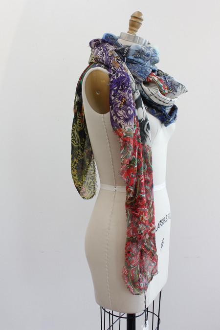 Faliero Sarti Magic World Scarf