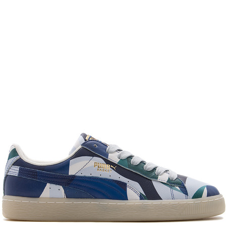 PUMA X CAREAUX BASKET GRAPHIC -  TWILIGHT BLUE
