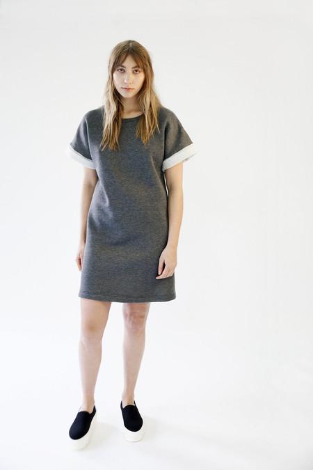 Martel Justice Dress - Anthracite