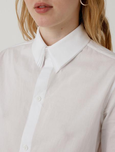 Ys by Yohji Yamamoto Layered Collar Shirt