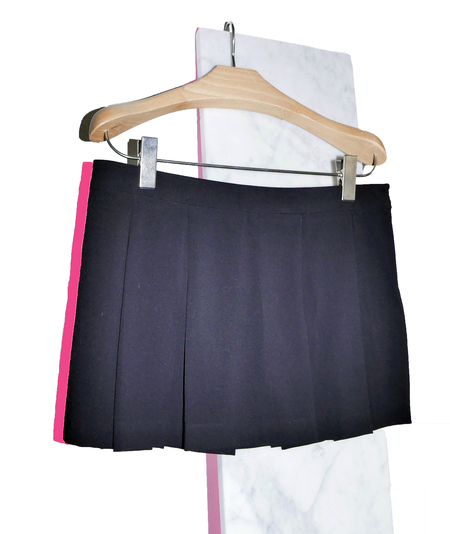 KIMEM Mini Pleated Skirt