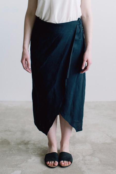 Veryan Wrap Skirt