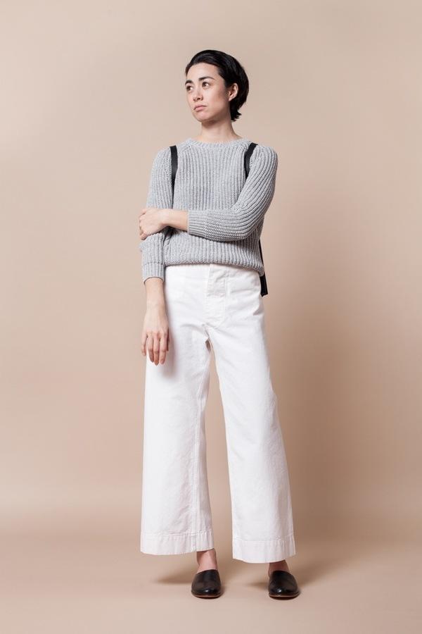 Demy Lee Nao Sweater-Grey