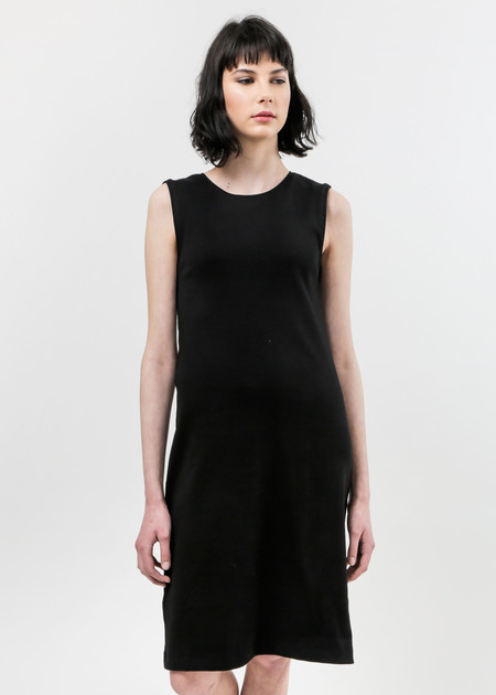 Kowtow Building Block Rib Tank Dress