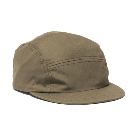 Maple Trail Cap (Ventile) - Olive