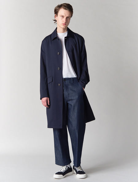 Our Legacy Classic Car Coat