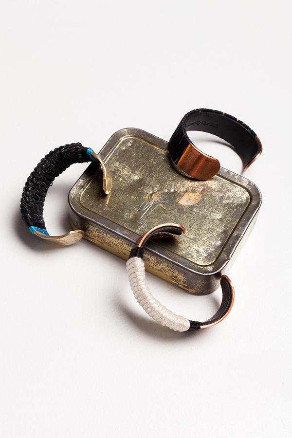 WWAKE Chain Wrapped Cuff
