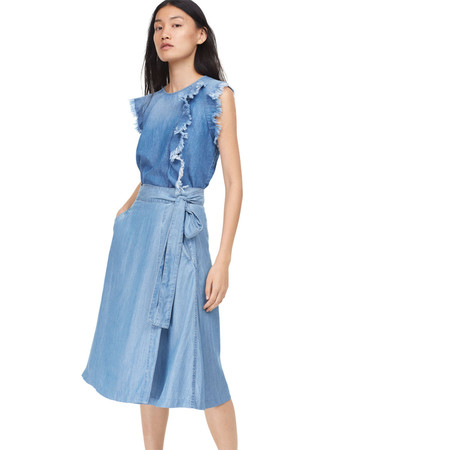 closed camilla skirt