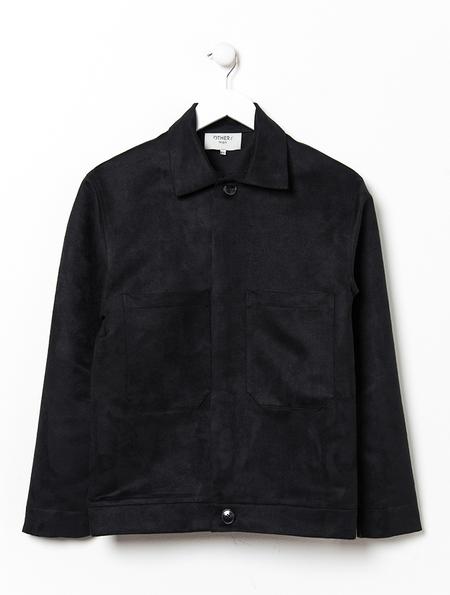 OTHER/man Sebastian Faux Suede Jacket