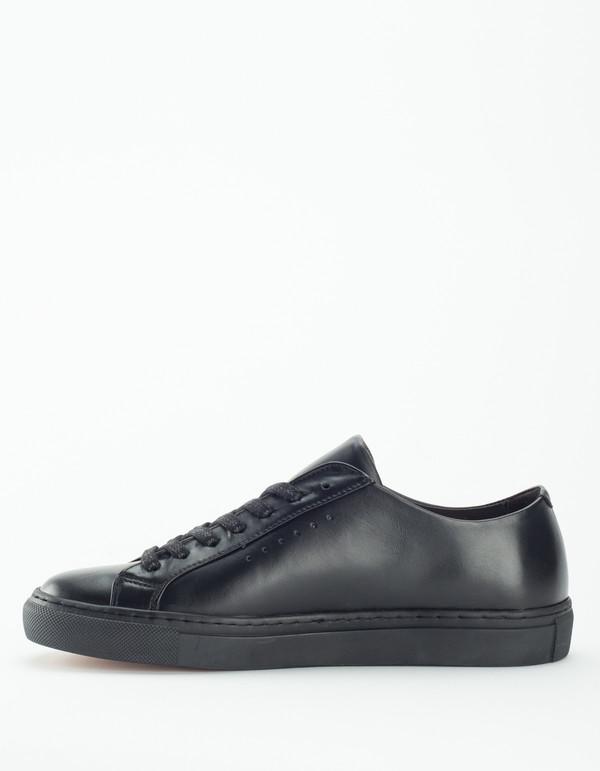 Filippa K Kate Low Sneaker Black