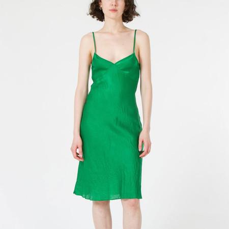 creatures of comfort gaia slip dress
