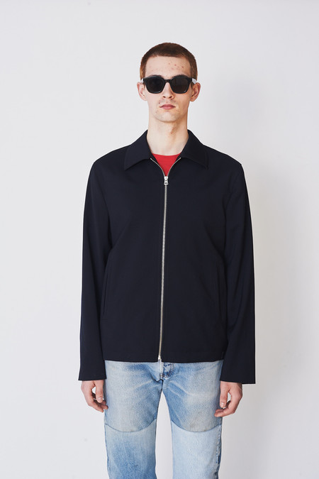 Our Legacy Wool Blouson Jacket