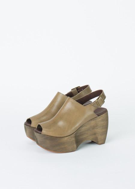 Simon Miller Peep Toe Slingback Sandal