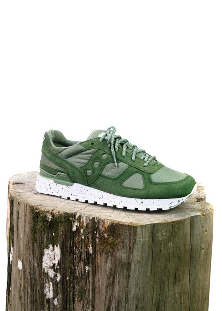 Saucony Shadow Original - Green