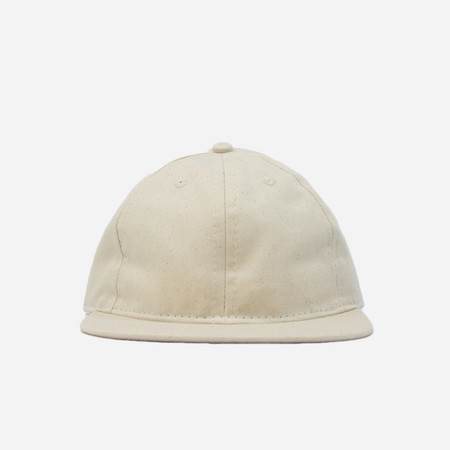 FairEnds Ball Cap - Cotton Twill - Natural