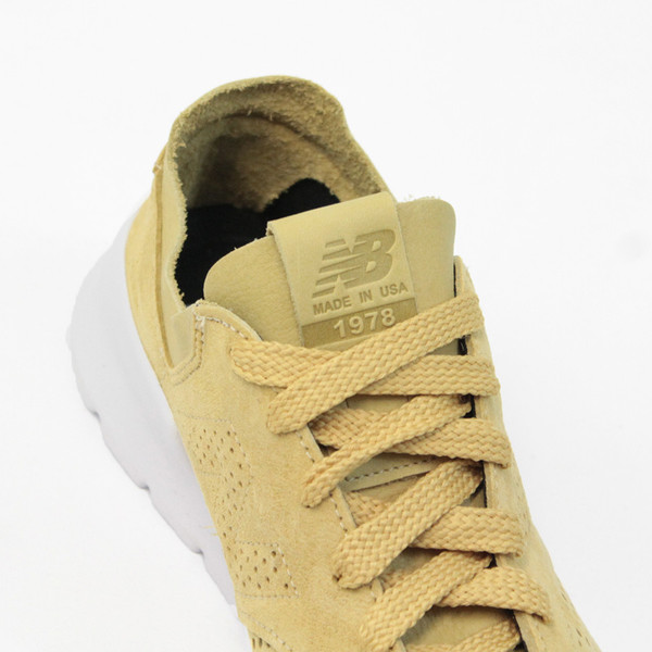 New Balance ML1978HC Made in the USA - Tan Suede/White