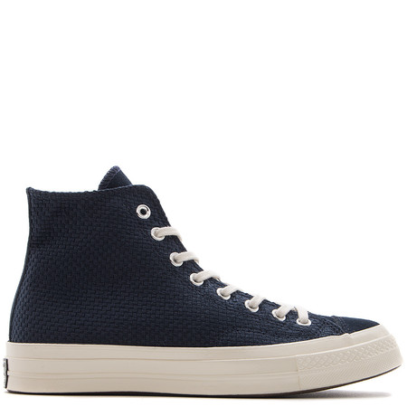 Converse Chuck Taylor All  70 Poly Suede Hi / Obsidian