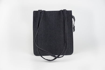 Clyde Best Bag in Black Denim