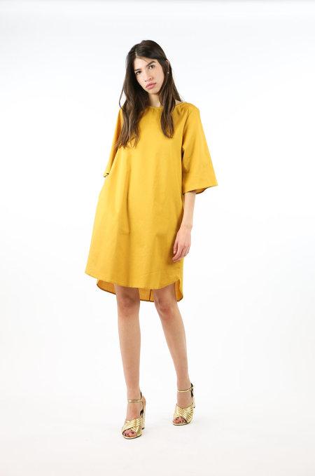 Collection Mal Dress - Mustard