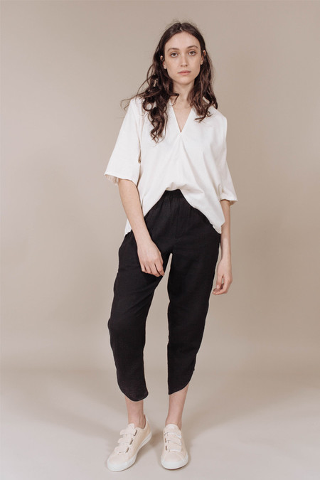 Priory Cheon Pant in Black