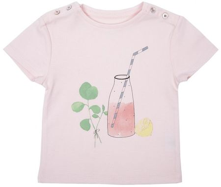 Émile et Ida Beverage-And-Straw-T-Shirt