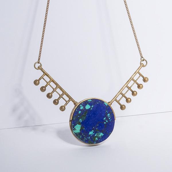 Metalepsis Projects Orbital Necklace