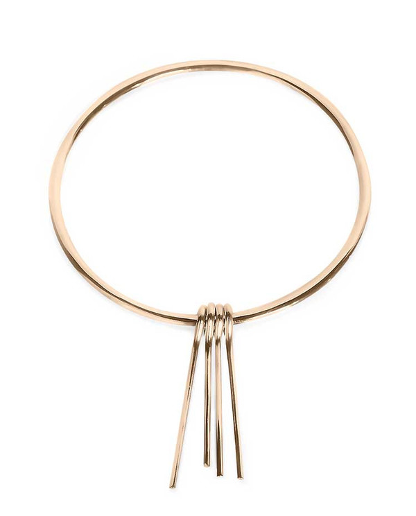 Minoux Jewelry Tassel Bracelet