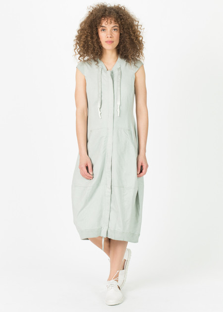 Rundholz Sleeveless Zip Bubble Dress