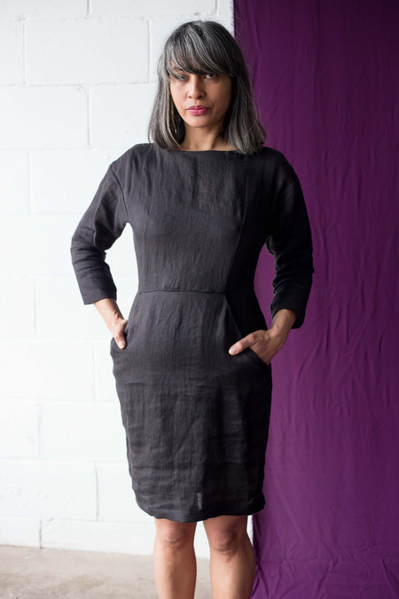 Valérie Dumaine Garland Dress