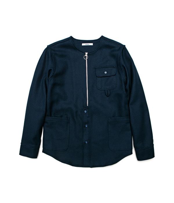 Unisex Baseball Shirt Jacket
