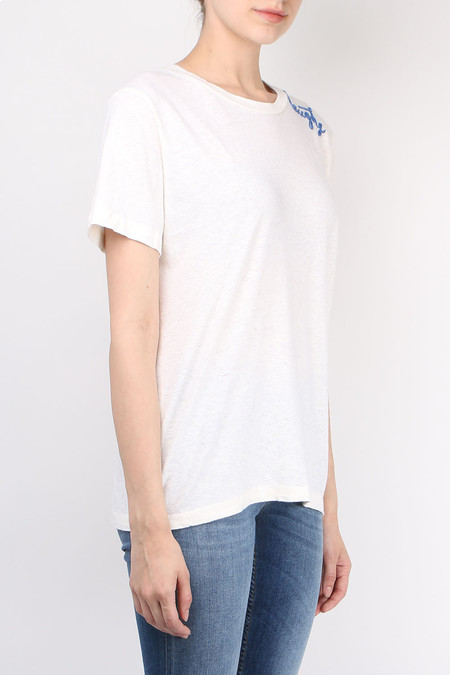 W Ate R Relaxed Short Sleeve Tee