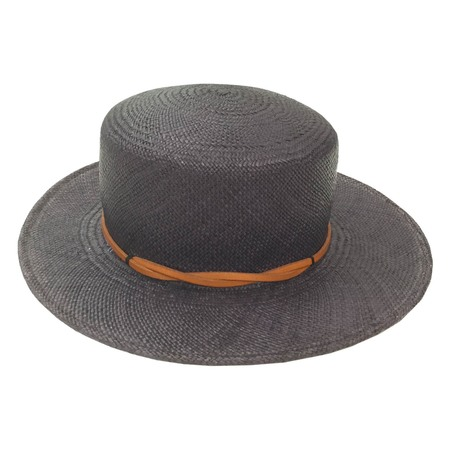 Unisex Yestadt Millinery WHISTLE BOATER NAVY