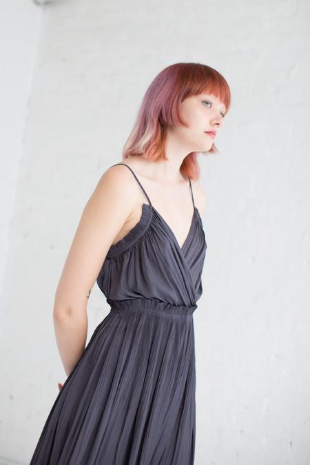 Ulla Johnson Galina Dress in Midnight