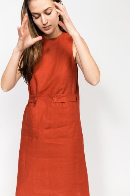 Carleen Backstroke Dress