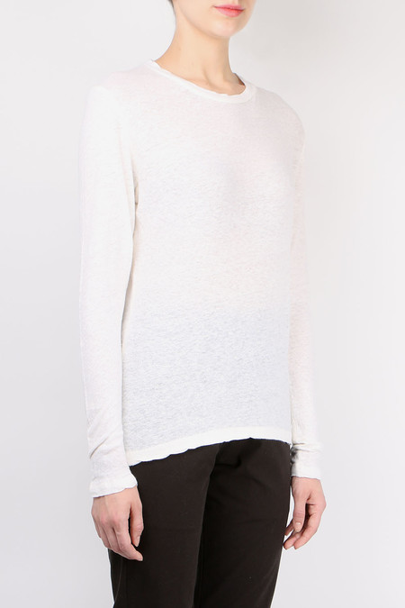 W ATE R Relaxed Long Sleeve Tee