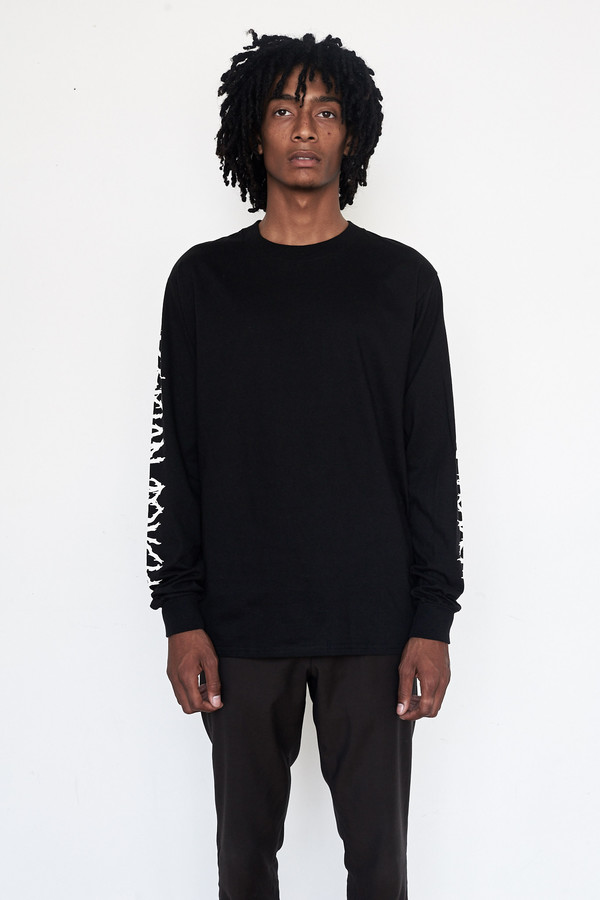 Unisex Assembly New York Cotton L/S Lesbian Touch T-Shirt