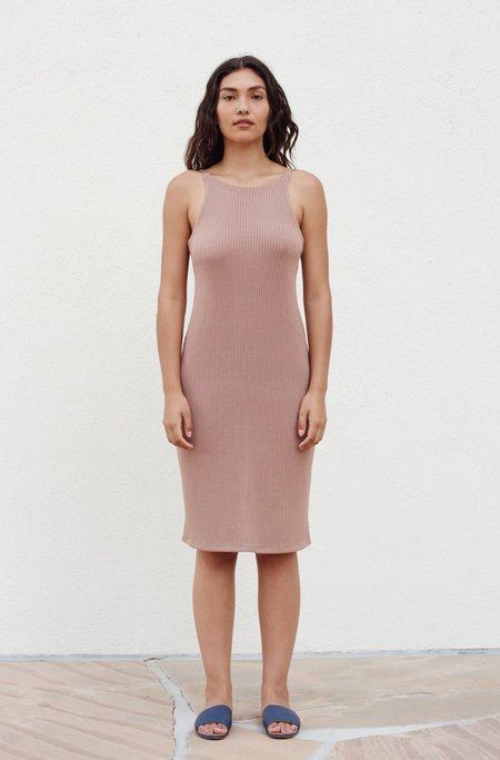 First Rite Camisole Dress - Rose