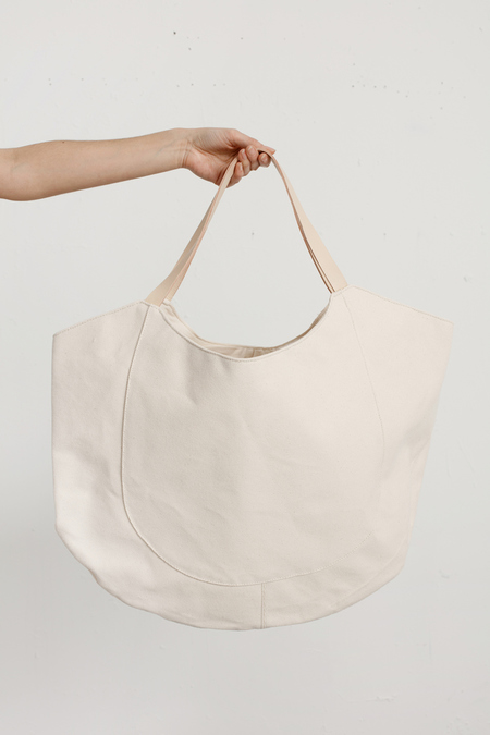 Modern Weaving - Canvas Tote