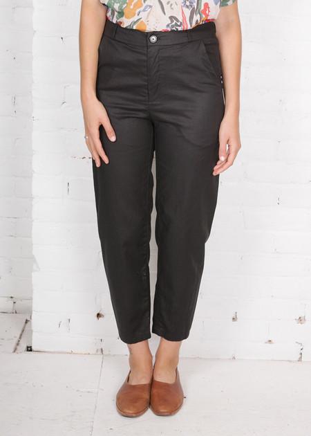 Gravel & Gold Madura Pants - Black