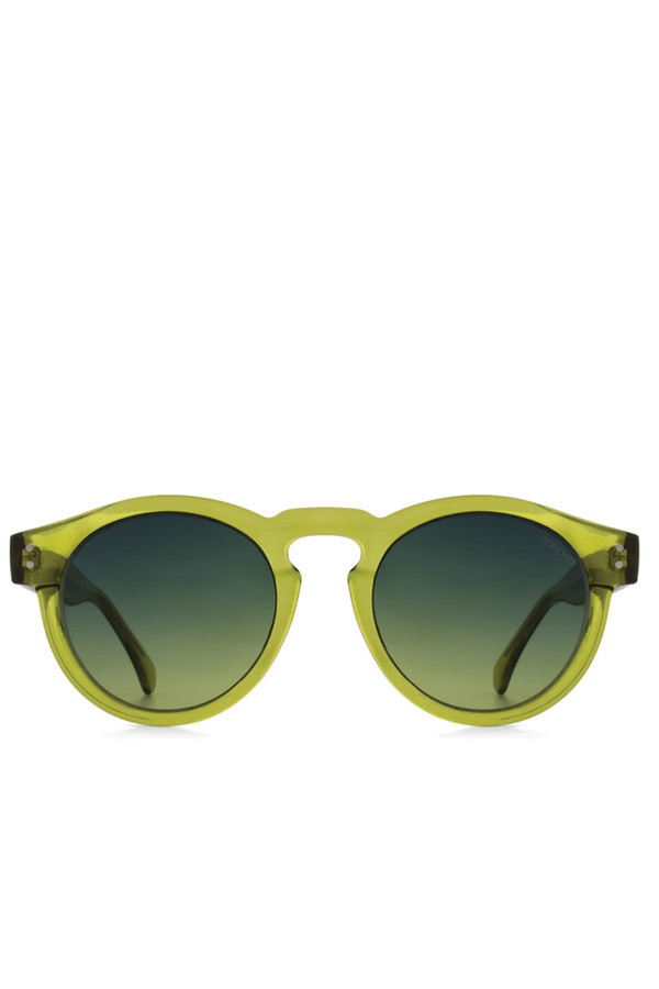 KOMONO Clement Sunnies | Moss Green
