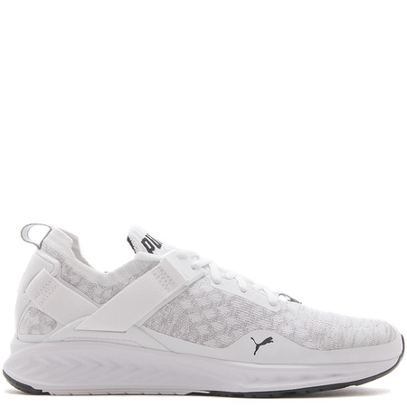 PUMA IGNITE EVOKNIT LOW - WHITE